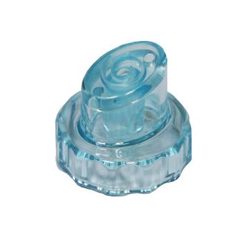 ハイドロピールチップの水色チップ