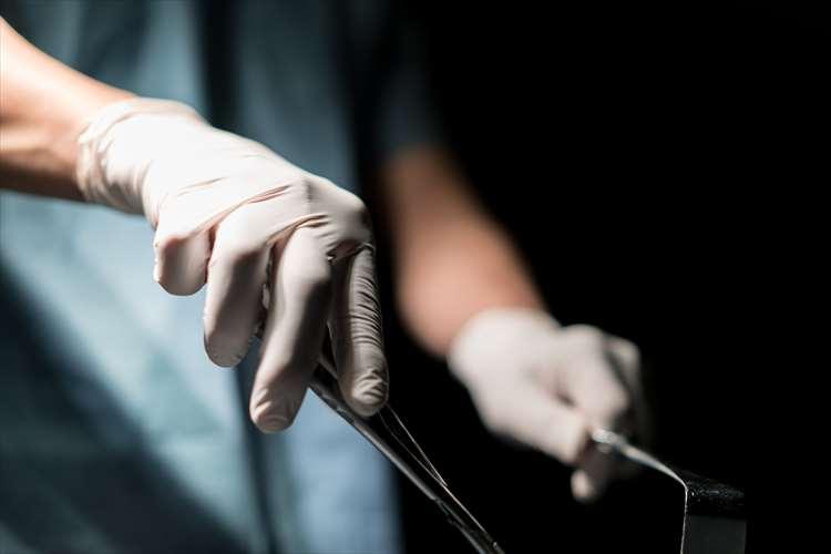 フェイスリフト手術のイメージ