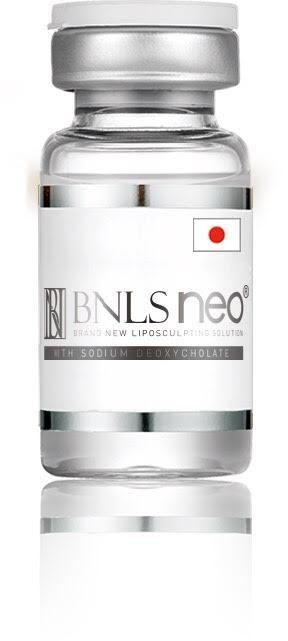 BNLSのバイアル