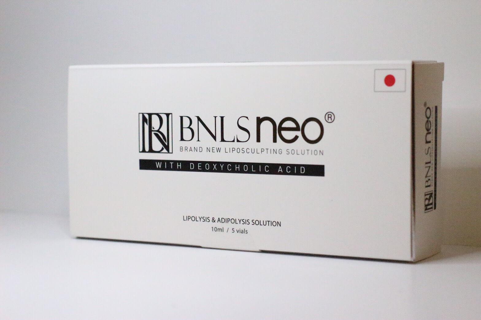 脂肪溶解注射のBNLS neoによる顔と体への効果とリスク・ダウンタイム