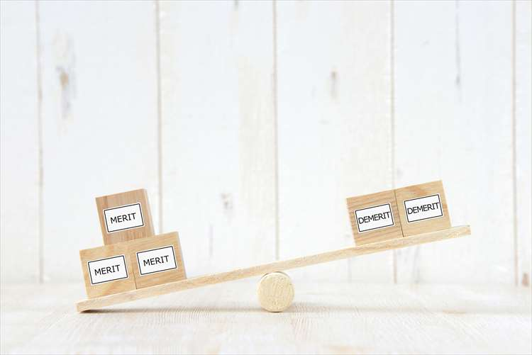 Πλεονεκτήματα και μειονεκτήματα της εικόνας ισορροπίας